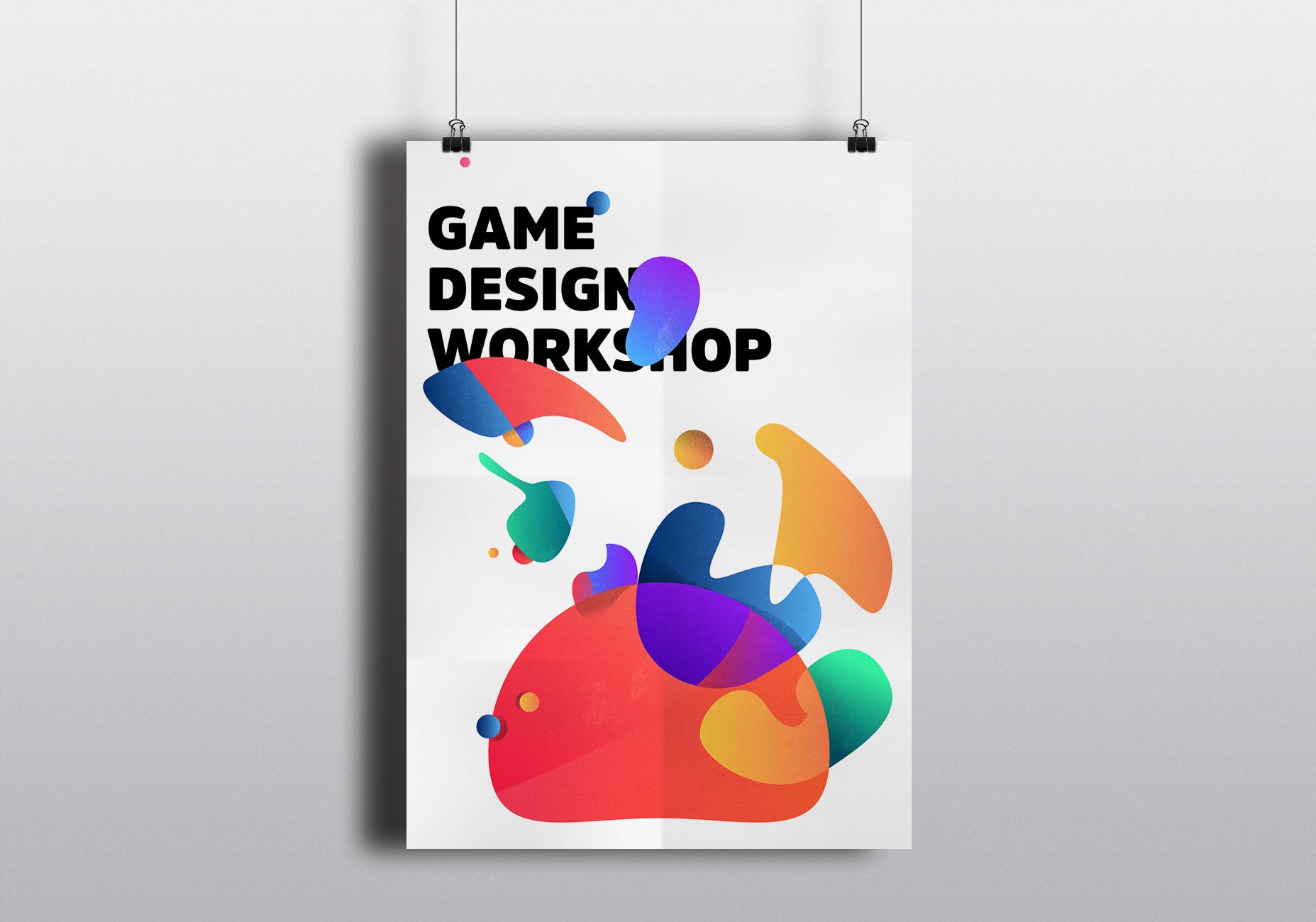 shelly-alon-game-design-Poster for Games Workshop